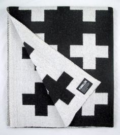 Swedish blanket: ...with a never-ending supply of blankets..