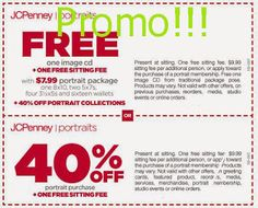 printable JcPenney coupons
