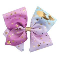 Girls 4-16 JoJo Siwa Ombre Iridescent Mermaid Giant Bow, Multicolor