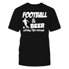 FOOTBALL BEER T-Shirt T-shirt, FOOTBALL BEER T-Shirt  AVAILABLE PRODUCTS Gildan Unisex T-Shirt - $24.95   Gildan Unisex T-Shirt Gildan Women District Men District Women Gildan Unisex Pullover Hoodie Next Level Women Gildan Long-Sleeve T-Shirt Gildan Fleece Crew Gildan Youth T-Shirt View sizing / material info