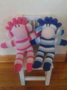 toe sock inspiration