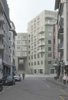 Firborg Competition wins - image  townscapes