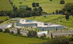 CA Technologies Office Photos Ca Technologies, Offices, United Kingdom, Golf Courses, Buildings, England, Technology, Park, Tech