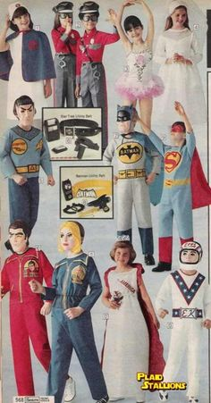 1970's vtg Halloween costumes. Evel Knievel!! Going to have to make Alex's