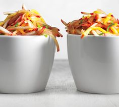 Stone Fruit Slaw  #thecleanseparation #travellingdietitian #breakupdiet www.travellingdietitian.com/the-clean-separation/