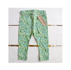 LIttle forrest baby legging by OncleHope on Etsy