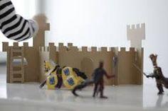 DIY cardboard castles - Google Search