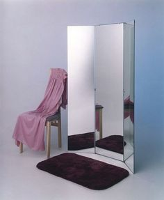 3 Way Mirror, Love This Stylish Design!