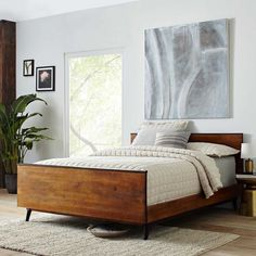 The Easy Way To Get The Bedroom You've Always Dreamed Of  Mid Classy Mid Century Modern Bedroom Design Decoration