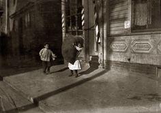 (1912, Nov.) Spruce Street - Providence, Rhode Island