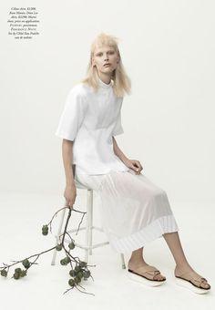 GOSEE ::: VIVA MODELS: Henna Lintukangas for Harper's Bazaar Australia