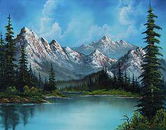Nature's Grandeur Art Print by C Steele