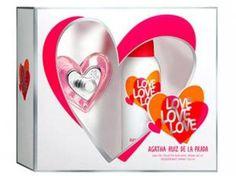 Agatha Ruiz de La Prada Coffret Perfume Feminino - Love Love Love Edt 80ml + Gel de Banho 100ml