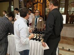 Beppe Pinna presenting our products in Moscow Italian Wines' Summit-November 2012