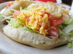 YUMMY.....chicken puffy tacos!!!