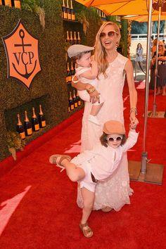 Rachel Zoe is too adorable with her sons, Skyler and Kaius Berman.