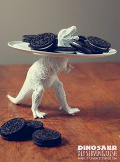 Dinosaur Cookies | The WHOot