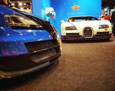 #bugatti #french #hypercar #supercars #carspotting #Paris #luxury #retromobile #W16 #beautiful