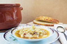 Spanish Cabbage Soup | san pasqual's kitchen