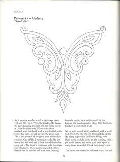 whitolf lace - lini diaz - Picasa Web Albums Scroll Pattern, Irish Dance, Bobbin Lace, Hand Embroidery Designs, Fashion Sketches, Design Elements, Stencils, Album, Stitch