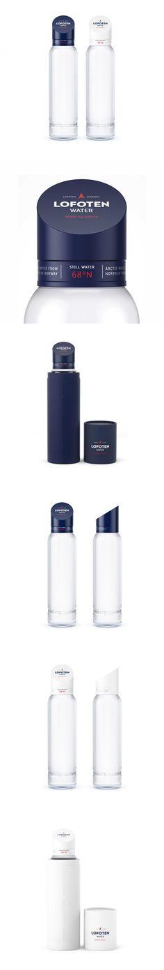 This Norwegian Water Brand Is Bringing All The Scandinavian Vibes — The Dieline | Packaging & Branding Design & Innovation News
