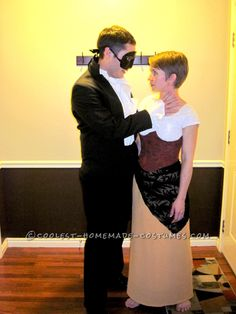 Phantom of the Opera Don Juan Triumphant Family Costume... This website is the Pinterest of costumes