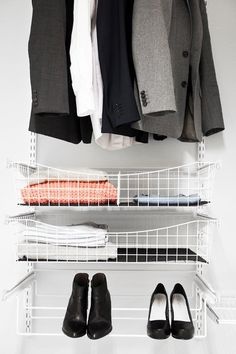Wardrobe Closet, Closets, Shoe Rack, Wall, Coat Racks, Armoires, Walk In Wardrobe, Wall Cupboards, Wardrobes