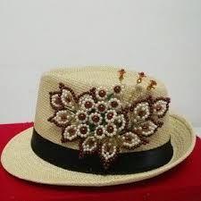Resultado de imagen para sombreros decorados para ferias