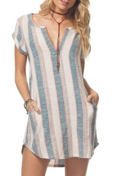 From casual tops and shorts for summer days, to weather-proof jumpers, warm jackets and comfortable pants for chilly winter Search missions, Rip Curl offers everything your wardrobe needs for a life on the road. Casual Dress Outfits, Mode Outfits, Trendy Outfits, Linen Dresses, Cute Dresses, Summer Dresses, Rip Curl, Mode Style, Nordstrom Dresses
