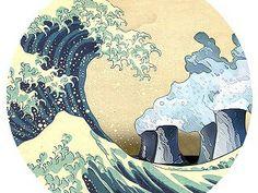 0.2 japanese tsunami art
