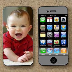 Custom Photo Cell Phone Skins