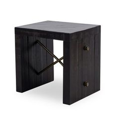 Moe's Home Collection Sicily Sidetable