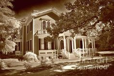 Woodrow Wilson House, SC, USA