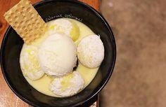 Lemoncheese Godzilla dessert..