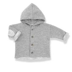 + 1 in the family Daniel hood jacket babydk