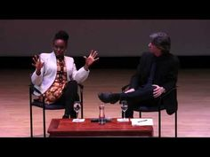 "Chimamanda Ngozi Adichie in conversation with Damian Woetzel about her new book ""Americanah"""