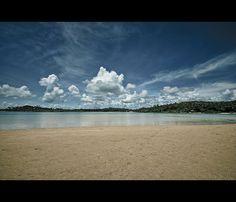 Praia 2, Ilha de Boipeba, Brazil
