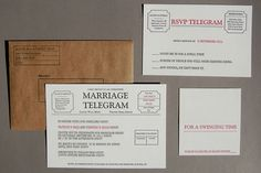 Marriage Telegram
