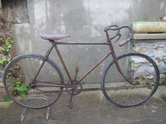 Manufrance Hirondelle Ancien Velo Course C 1920 Antique Racing Bicycle | eBay