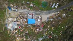 """Island is facing an """"unprecedented disaster,"""" its governor said."""