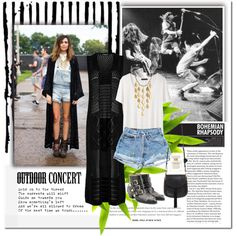 A fashion look from July 2015 featuring Warehouse cardigans, The Row t-shirts and Chloé ankle booties. Browse and shop related looks.