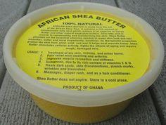 *** African Shea Butter Raw Unrefined*** (Creamy Soft) / 8 oz  #AFRICANRAWSHEABUTTER