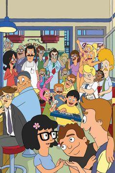 "jimmy-jr-pesto: ""  BOB'S BURGERS ONGOING #2 RARE RUDY DE LA CRUZ ""VIRGIN ART"" EDITION """