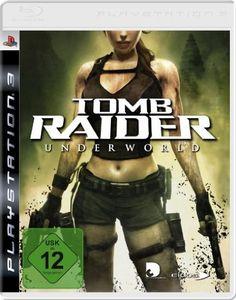 Tomb Raider: Underworld - Platinum [Software Pyramide] - [PlayStation 3]: Amazon.de: Games