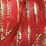 Red and Gold Double Sided Wired Woven Craft Ribbon 15 x 54 Yards >>> Click image for more details.