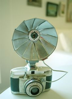 A Bella 44 camera. Photo by sfgirlbybay on flickr. http://www.flickr.com/photos/sfgirlbybay/3763248287/