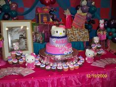 Hello Kitty 2nd Bday