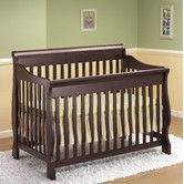 Sleigh 4-in-1 Convertible Nursery Set