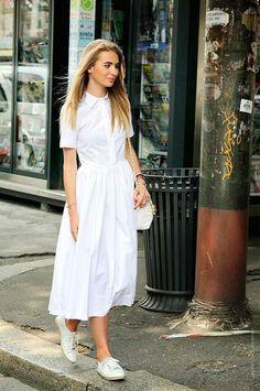 #howto #style #whiteonwhite #looks