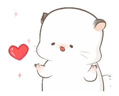 LINE Official Stickers - Super soft Simao and Bamao Example with GIF Animation Cute Bunny Cartoon, Cute Cartoon Images, Cute Love Cartoons, Cute Cartoon Animals, Cute Cartoon Wallpapers, Cute Love Pictures, Cute Love Gif, Cute Bear Drawings, Kawaii Drawings